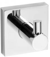 Крючок для полотенец Bemeta Beta 132106022 одинарный хром
