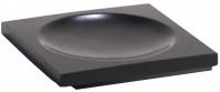 Мыльница Bemeta Gamma 145608310 настольная черный матовый
