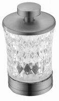 Контейнер Boheme Royal Crystal 10216 настольный для дисков хром / хрусталь