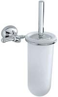 Ершик Carbonari Riccio SCRI для туалета настенный хром