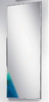 Зеркало Colombo Gallery B2043 прямоугольное 50 х h90 cм в раме хром