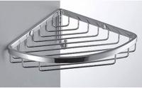 Полка решетка Colombo Angolari B9602.000 18 х h8 cм угловая хром