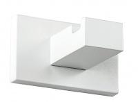 Крючок Colombo Look LC27.BM одинарный белый матовый