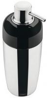 Дозатор для мыла Cosmic Organics 258.05.04 настольный черный /хром