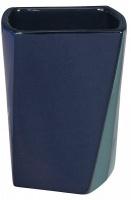 Стакан Creative Bath Wavelength WVL11BLU настольный цвет синий/голубой