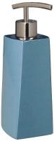 Дозатор Creative Bath Wavelength WVL59BLU настольный цвет синий/голубой/хром