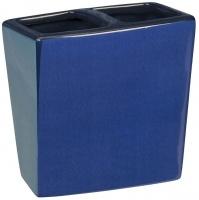 Стакан Creative Bath Wavelength WVL60BLU настольный цвет синий/голубой