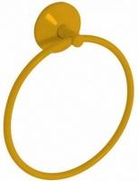 Полотенцедержатель Creavit Ducky BJ11025Y кольцо желтый