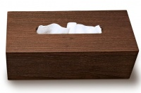 Салфетница Decor Walther Wood 0925185 WO KBB настольная ясень