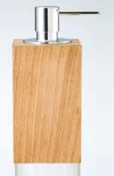 Дозатор для мыла Decor Walther Wood 0926386 WO SSP настольный цвет бук