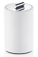 Контейнер Decor Walther Stone 0971354 DMD M настольный белый/хром