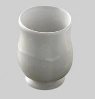 Стакан Devon&Devon Emily MIL503E настольный керамика белая