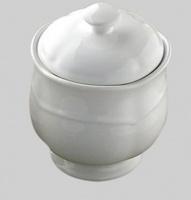 Контейнер Devon&Devon Emily MIL526E настольный керамика белая