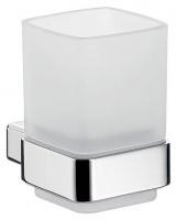 Стакан Emco Loft 0520 001 00 настенный хром / стекло матовое