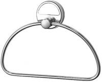 Полотенцедержатель FBS Luxia LUX 022 кольцо цвет хром