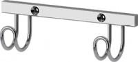 Крючки FBS Ryna RYN 033 на планке (2 шт хром