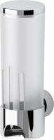 Контейнер FBS Vizovice VIZ 019 для косметических дисков хром