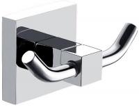 Крючок Fixsen Metra FX-11105A двойной хром