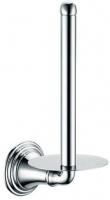Бумагодержатель Fixsen Best FX-71610A открытый вертикальный хром