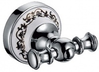 Крючок Fixsen Bogema FX-78505A двойной хром