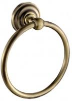 Полотенцедержатель Fixsen Retro FX-83811 кольцо бронза
