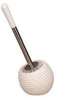 Ершик для туалета Fixsen Peny FX-C042-W напольный цвет белый