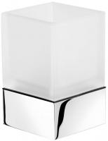 Стакан Geesa Modern Art 3502-02 подвесной хром