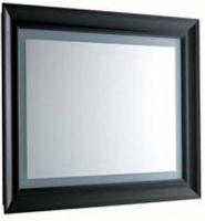 Зеркало Globo Relais SP120NE 1200 х h900 мм с подсветкой рама черная