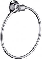 Полотенцедержатель Hansgrohe Ax Montreux 42021000 кольцо хром