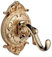 Крючок одинарный Hayta Gabriel 13901/GOLD золото