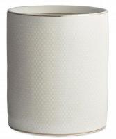 Корзина Kassatex Florence AFC-WB-W для мусора цвет белый
