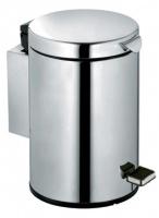 Ведро Keuco Plan 14977 010000 для мусора хром finish (эффект нержавеющей стали)