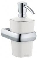 Дозатор для мыла Keuco Edition Palais 40052.013000 подвесной хром / фарфор