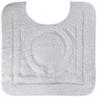 Коврик Migliore Complementi ML.COM-50.PWC.BI.40 для унитаза (узор 4) цвет белый