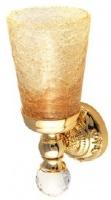 Стакан Migliore Cristalia ML.CRS-60.202.DO настенный золото/Swarovski