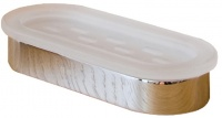 Контейнер Nicol Stella 2163000 настольный хром / стекло матовое