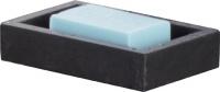 Мыльница Nicol Petra 2181858 настольная натуральный камень (сланец
