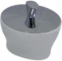 Контейнер Nicol Momentum   2203226 настольный фарфор белый / хром
