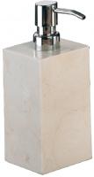 Дозатор Nicol Victoria 2311912 настольный для жидкого натуральный камень travertino / хром