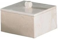 Контейнер Nicol Victoria 2313212 настольный натуральный камень travertin