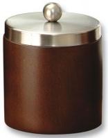 Контейнер Nicol Kenia 2423220 настольный дерево орех / нержавеющая сталь