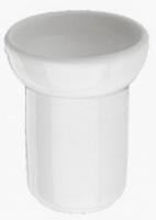 Стакан Niсolazzi Classica lusso C1488/1 керамический белый