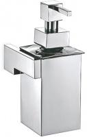 Дозатор мыла Open Kristallux Lingotto OLT457 013b настенный хром