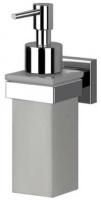 Дозатор жидкого мыла Performa Per12M-24 22804 CR настенный хром/керамика белая