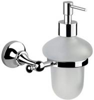 Дозатор жидкого мыла Performa Per4M-24V 24804 CR настенный хром/стекло матовое