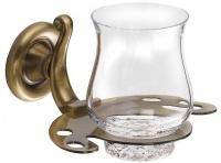 Стакан Pomdor Windsor 26.70.02.002 настенный хром / стекло