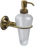 Дозатор жидкого мыла Pomdor Windsor 26.78.01.002 настенный хром / стекло