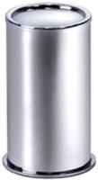 Стакан Pomdor Kubic 36.70.52.002 настольный хром / фарфор