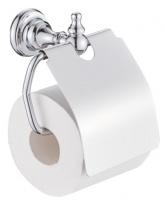 Держатель туалетной бумаги Rose RG11 RG1105 настенный хром