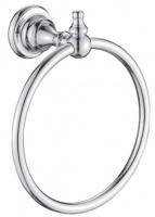 Полотенцедержатель Rose RG11 RG1106 кольцо хром